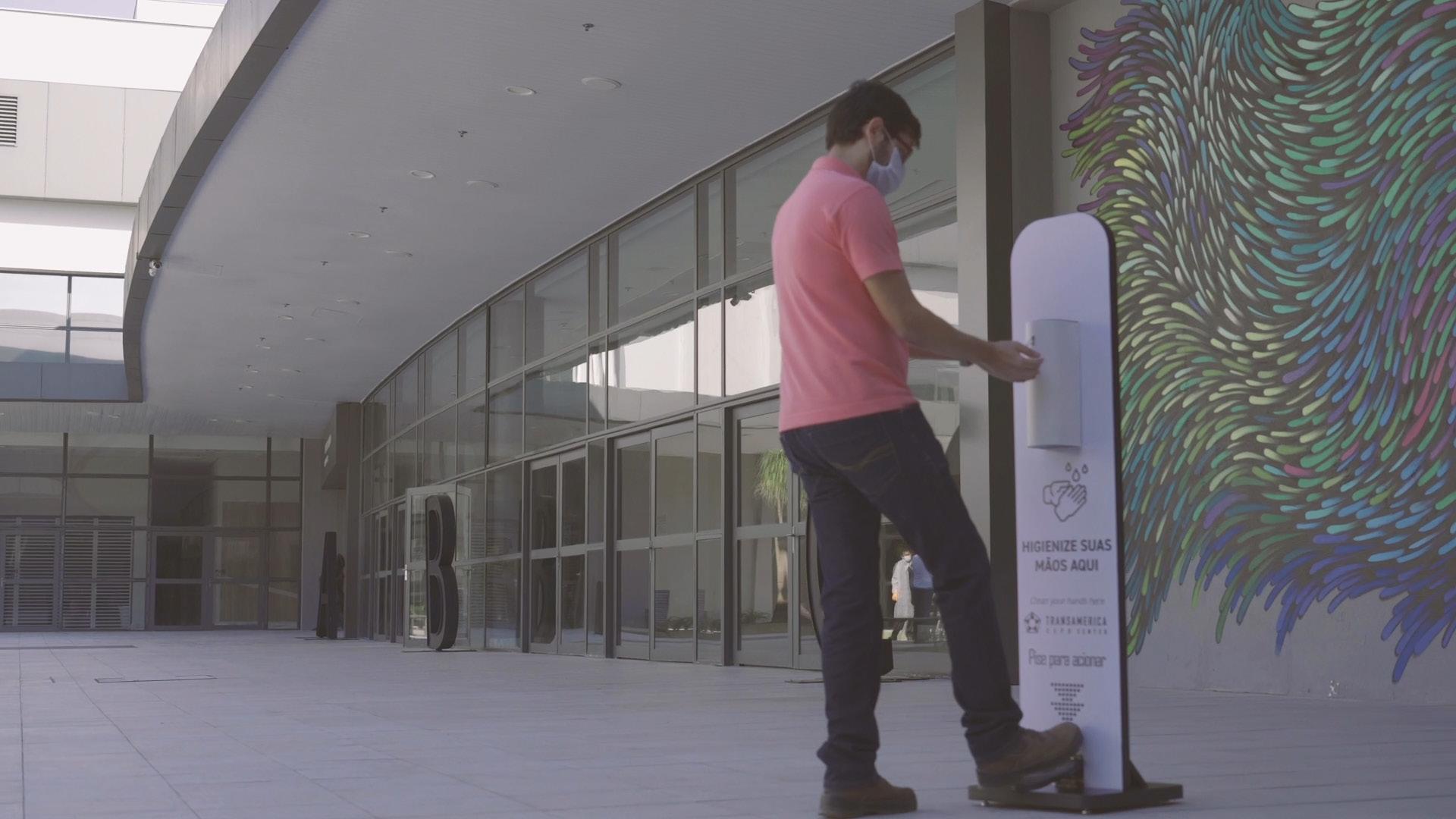 Centros de Convenções de SP divulgam vídeo com protocolos pós-COVID-19 -  Transamerica Expo Center